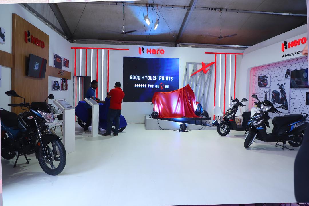 Hero Auto Show